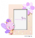 M378 PINK BUTTERFLY 10x15