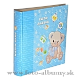 BEAR BLUE  RH  BB200  10x15