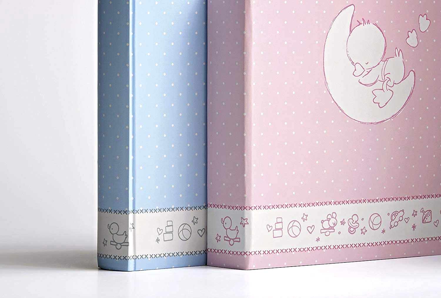 Walther Baby Album Cuty Ducky PINK BB200 10x15
