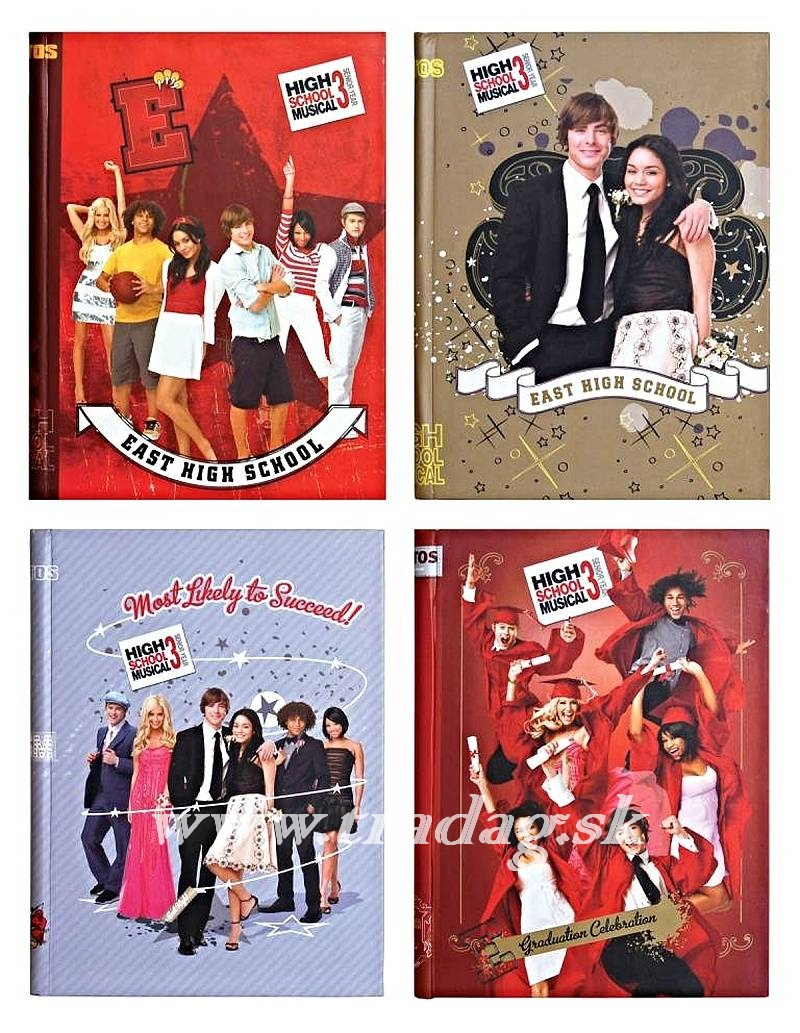Q76 HIGH SCHOOL MUSICAL 3  O36 10x15