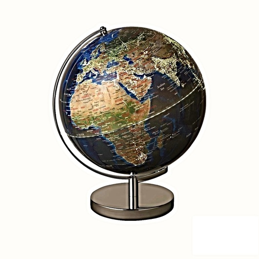 O900 ILLUMINATED LED GLOBE diam 30 cm