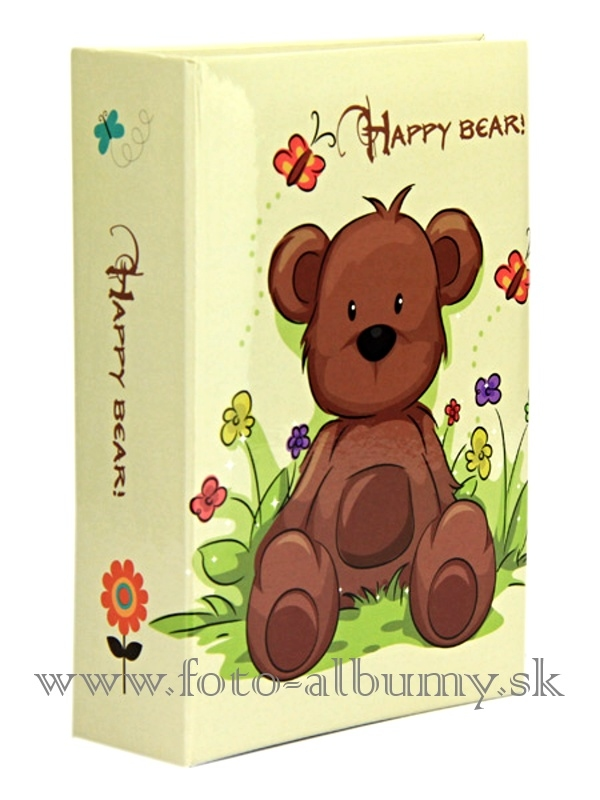 HAPPY TEDDY K2  O100   10x15