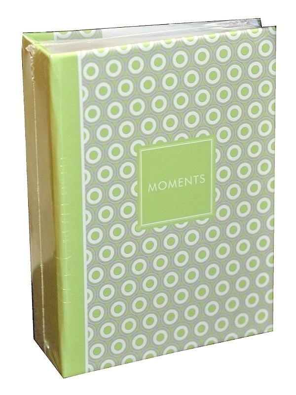 PURE MOMENTS  GREEN O100 10x15