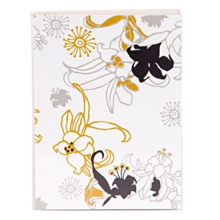 BLACK&WHITE&GOLD MIX T32  10x15