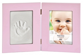 BABY KEEPSAKE KIT PINK 13x18