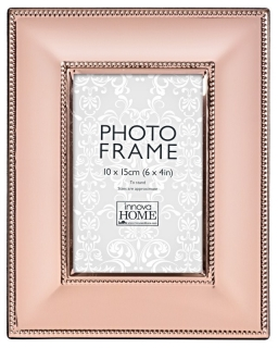 WIDE ROSE GOLD FRAME 10x15