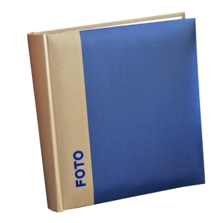 FOTOALBUM UNIFORM BLUE  BB100  10x15