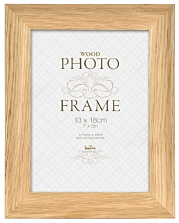 STUDLEY LIGHT WOOD FRAME 15x20
