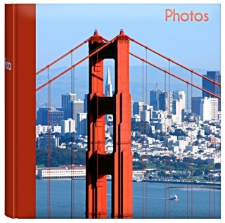 Q89 ICONIC CITIES  II GOLDEN GATE BRIDGE  BB200 10x15