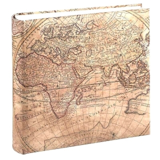S500 ALBUM MAP WORLD  BB200 13x19 MEMO